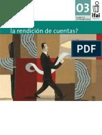 Andreas Schedler Que Es La Rendicion de Cuentas
