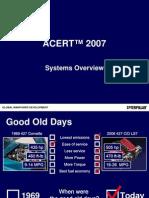 2007 ACERT