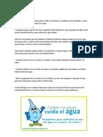Texto Del Agua