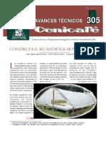 Secador Solar Parabolico Para Cafe