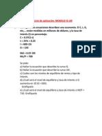 Ejercicio de Aplicacion is LM A