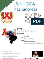Presnecion VIH - SIDA y Empresas