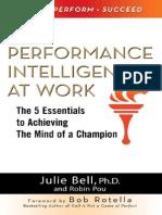Performance Intelligence