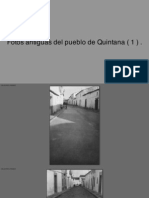 Fotos Antiguas de Quintana (1) Calles