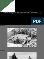 Fotos Antiguas de Quintana (3) Oficios