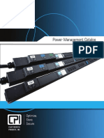 Chatsworth, Inc. Power Management Catalog