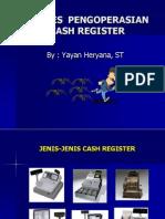Proses Cash Register