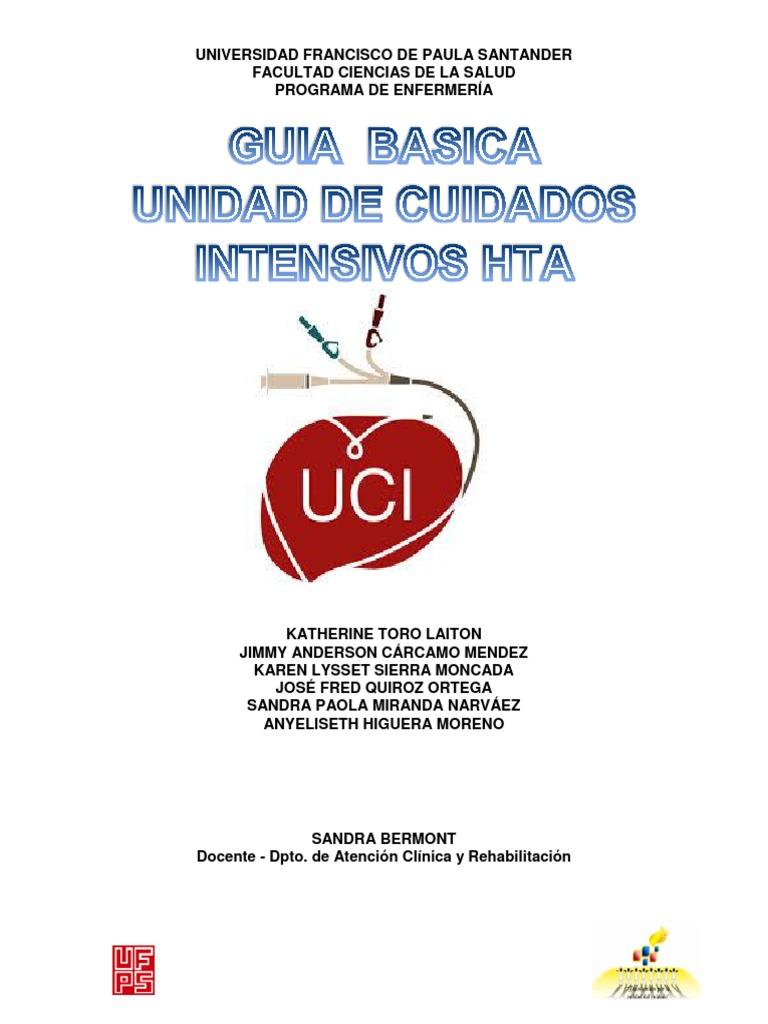 Guia Basica de Hipertension Arterial Uci - Hipertensión..