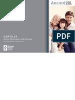 Cartilla 210 - Obra social Osde