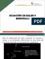 Euler y Bernoulli