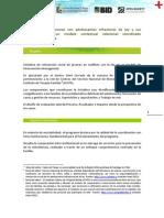 38 Programa Adolescentes Infractores y Familias Chile