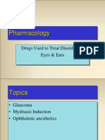 Eye Ear Drugs