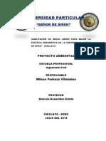 Ecologia -proyecto