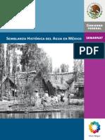 Semblanza Historica Agua Mexico
