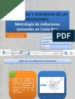 Metrologia y Seguridad de Las Mediciones en Costa Rica