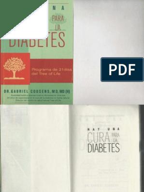 gabriel cousens hay una cura para la diabetes pdf