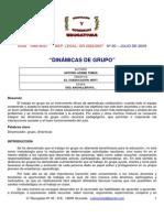Antonio Adame Tomas Dinamica de Grupo