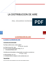La Distribucion de Aire