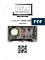 DIY Curve Tracer Instructions