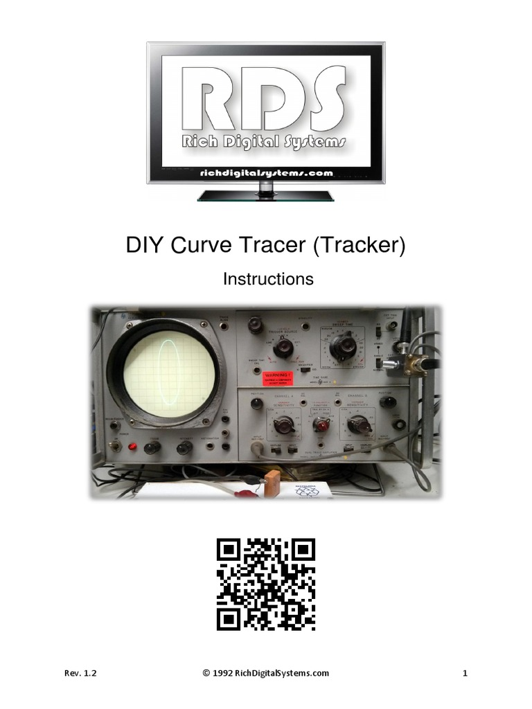 DIY Curve Tracer Instructions | Electrical Engineering
