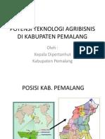 Potensi Teknologi Agribisnis di Pemalang
