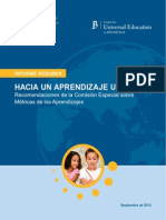 2013 Aprendizaje Universal