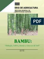 Boletin Tecnico Bambu