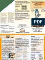 Brochure ICAMS