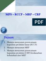 8 Mps Rccp Mrp Crp