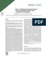 Pleiotropic Effects of Methionine Adenosyltransferases Deregulation as Determinants of Liver Cancer Progression and Prognosis
