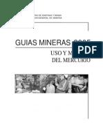 Usos y Manejo Del Mercurio