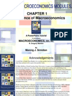 1. the Science of Macroeconomics
