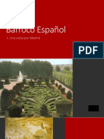 Barroco Español