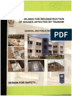 Guidelines _for _Reconstruction _of_ Houses _Affected by _Tsunami(Rcc)