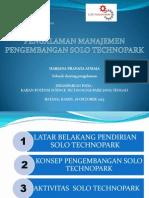 Pengaman Pengelolaan Pusat Peragaan Iptek (PP-IPTEK) Taman Mini Indonesia Indah