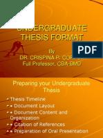 Undergrad Thesis Format2012