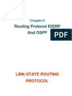 Chapter 06 - OSPF and EIGRP
