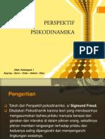 PERSPEKTIF PSIKODINAMIKA