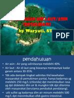 Pengolahan Air Laut