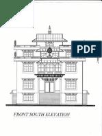 Segyu Monastery Temple Project