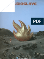 Audioslave Self Titled Book