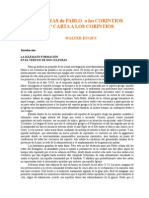 Eugen, Walter - Cartas de Pablo a Los Corintios