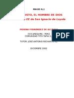 Fernandez, Pierina - Jesucristo, El Hombre de Dios
