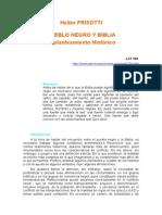 Frisotti, Heitor - Pueblo Negro y Biblia
