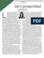 Propiedad y prosperidad - Irma Montes Patiño