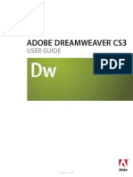 Tutorial Dreamweaver CS3