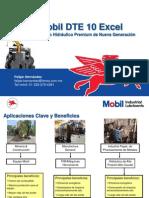 Presentación Mobil DTE 10 Excel Fluidos Hidraulicos --High Performance--.ppt