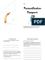 booklet- personification stations