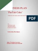 PasTah Cake