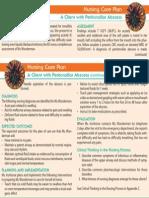 Peritonsillar Abscess